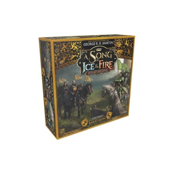 A Song of Ice & Fire - Baratheon Starterset DE - bigpandav.de
