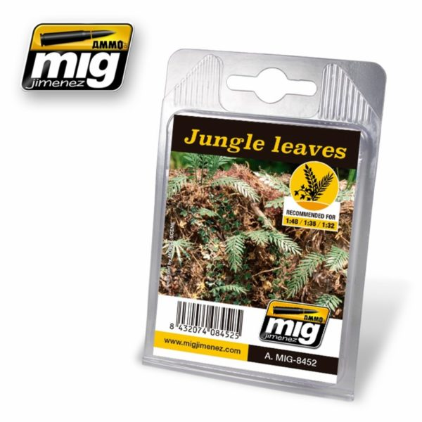 AMMO-Jungle-Leaves---Jungel-Blaetter_0 - bigpandav.de