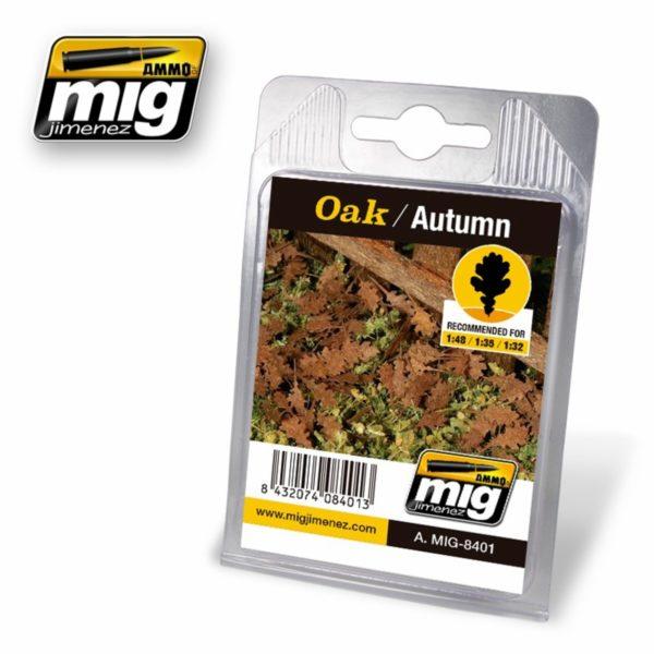 AMMO-Oak---Autumn-(herbstliche-Eichenblaetter)_0 - bigpandav.de