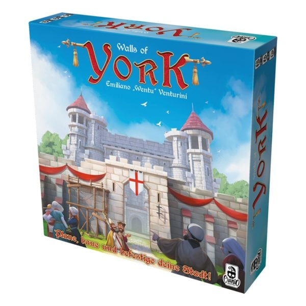 Walls of York - bigpandav.de