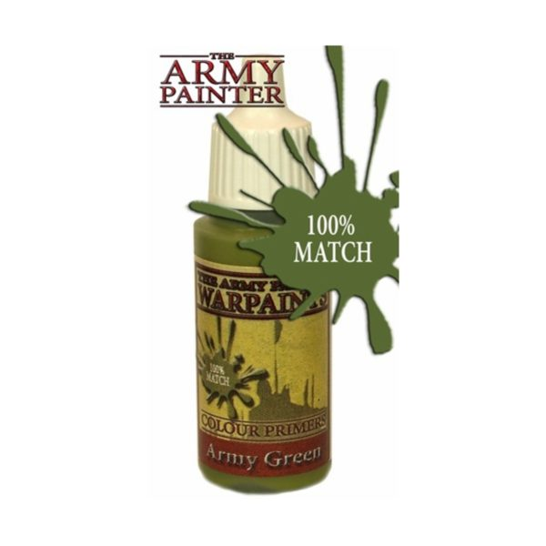 Warpaint Army Green - bigpandav.de