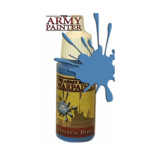 Army Painter Warpaint Electric Blue - bigpandav.de