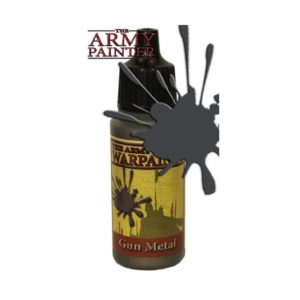 Army Painter Warpaint Gun Metal - bigpandav.de