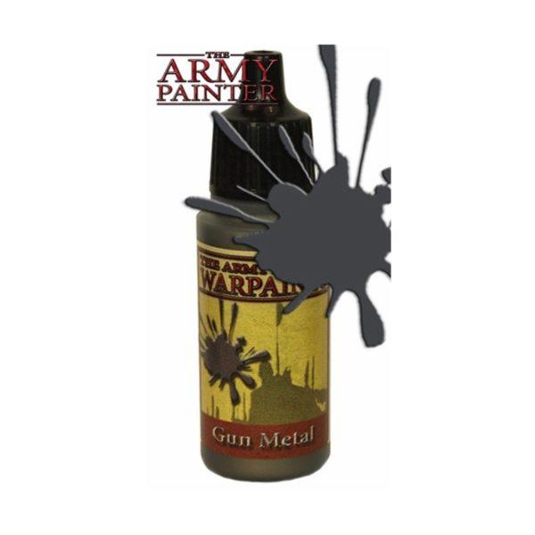 Army Painter Warpaint Gun Metal - bigpandav.de