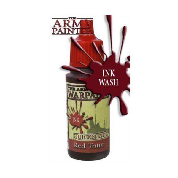 Army Painter Warpaint Red Tone Ink - bigpandav.de