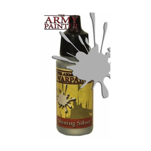 Army Painter Warpaint Shining Silver - bigpandav.de