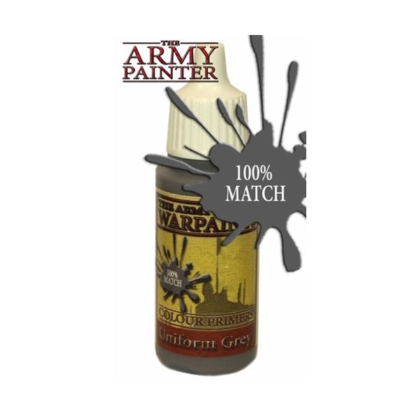Army Painter Warpaint Uniform Grey - bigpandav.de