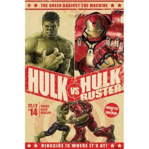 Avengers-Age-of-Ultron-Poster-Hulk-Vs-Hulkbuster-61-x-91-cm_0 - bigpandav.de