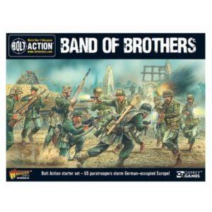 Bolt Action Starter Box Set - Band of Brothers - bigpandav.de