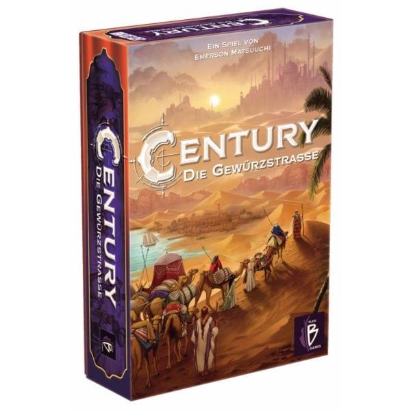 Century-1--Die-Gewuerzstrasse-(PlanB-Games)_0 - bigpandav.de