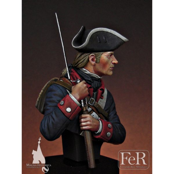 FeR-Miniatures---Continental-Infantryman,-1st-Maryland,-1781_6 - bigpandav.de