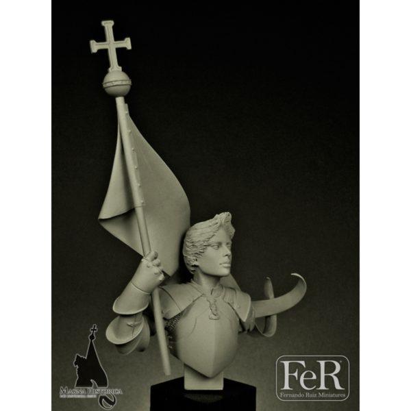 FeR-Miniatures---Jeanne-d'Arc,-Orleans,-1429_9 - bigpandav.de