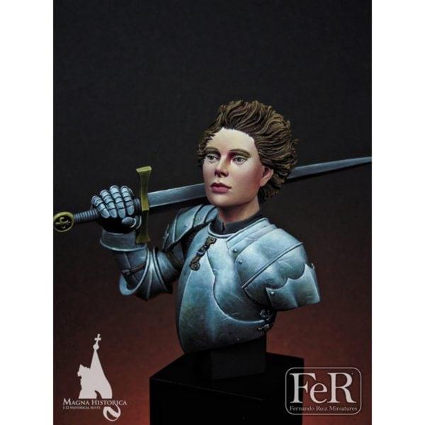 FeR-Miniatures---Jeanne-la-Pucelle,-Orleans,-1429_0 - bigpandav.de