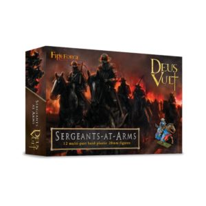 Fireforge---Mounted-Sergeant-at-Arms-(12-mounted-plastic-figures)_0 - bigpandav.de