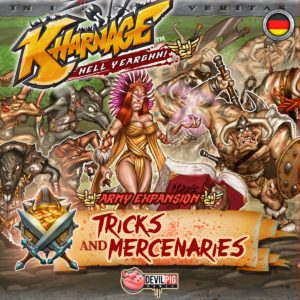 Kharnage--Tricks-&-Mercenaries---Army-Expansion-(Erw.-2)_0 - bigpandav.de