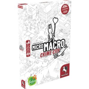MicroMacro: Crime City - bigpandav.de