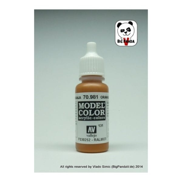 Model-Color--131-(981)---Orangebraun-(Orange-Brown)_0 - bigpandav.de