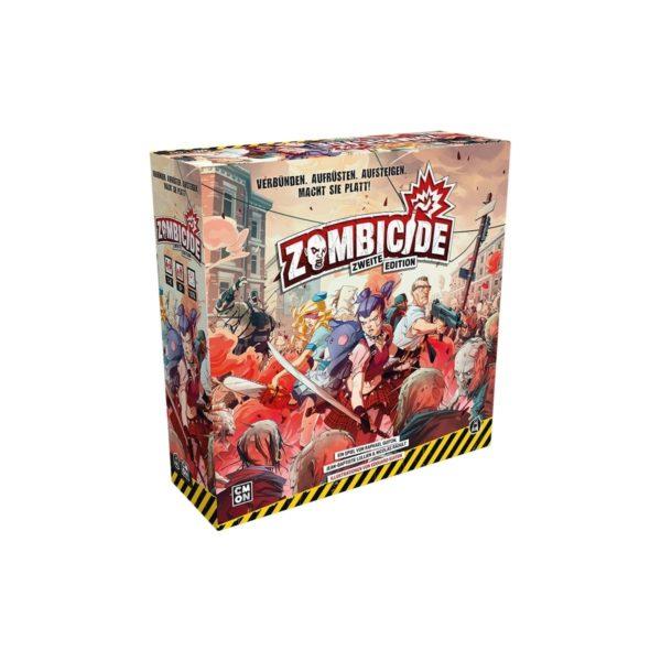 Zombicide 2. Edition - bigpandav.de