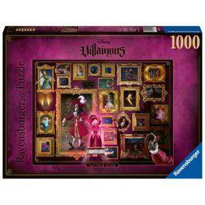 Puzzle Villainous Captain Hook - bigpandav.de