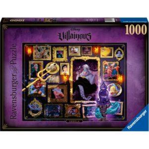 Puzzle--Villainous---Ursula-(1000-Teile)_0 - bigpandav.de