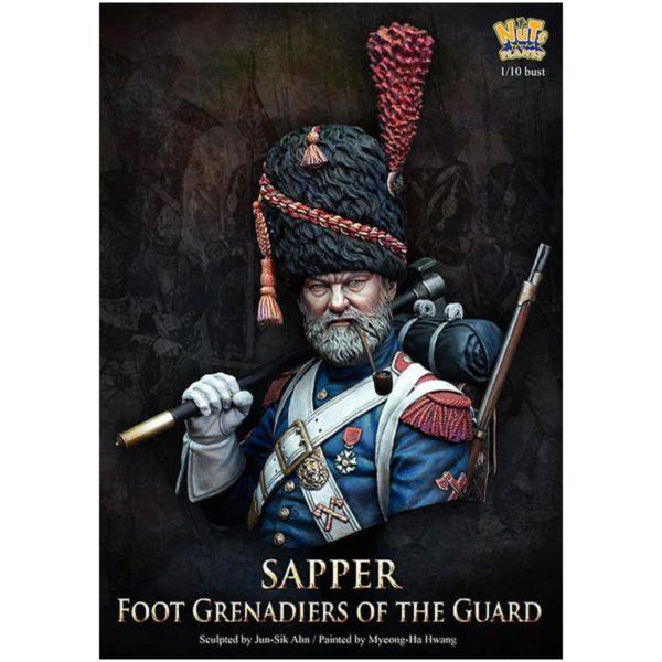 SAPPER-Foot-Granadier-of-the-guard_1 - bigpandav.de