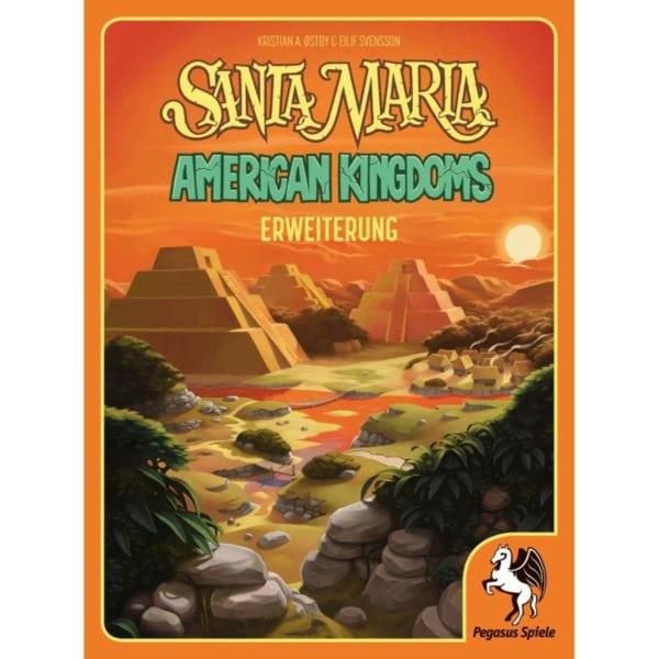 Santa-Maria--American-Kingdoms-[Erweiterung]_2 - bigpandav.de