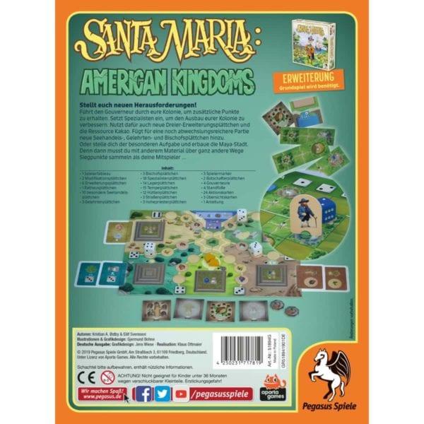 Santa-Maria--American-Kingdoms-[Erweiterung]_3 - bigpandav.de