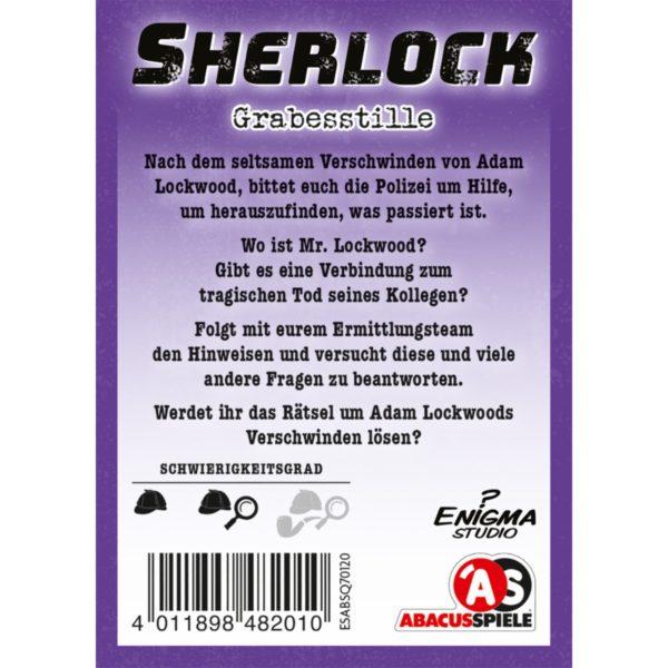 Sherlock-–-Grabesstille_2 - bigpandav.de