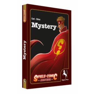 Spiele-Comic-Abenteuer--Mystery-(Hardcover)_0 - bigpandav.de