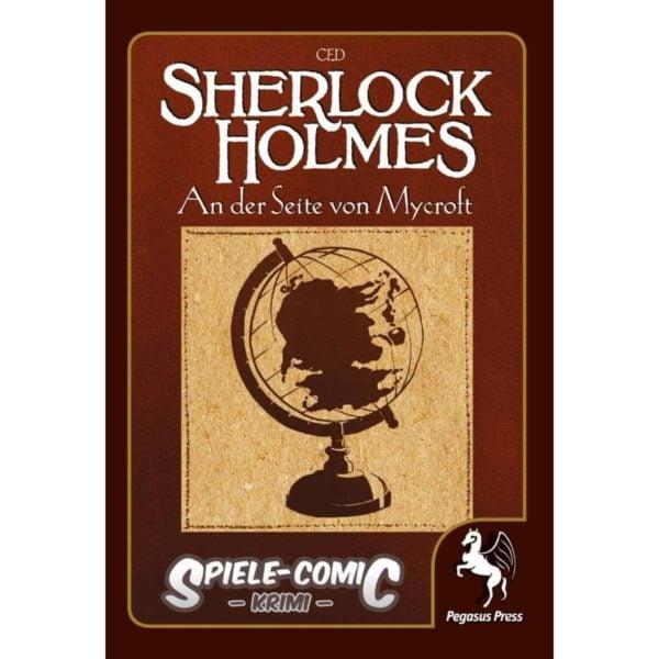 Spiele-Comic-Krimi--Sherlock-Holmes---An-der-Seite-von-Mycroft-(Hardcover)_1 - bigpandav.de