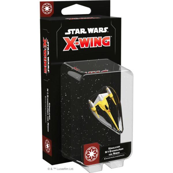 Star-Wars--X-Wing-2.Ed.---Koeniglicher-N-1-Sternenjaeger-von-Naboo-Erweiterungspack-DE_0 - bigpandav.de