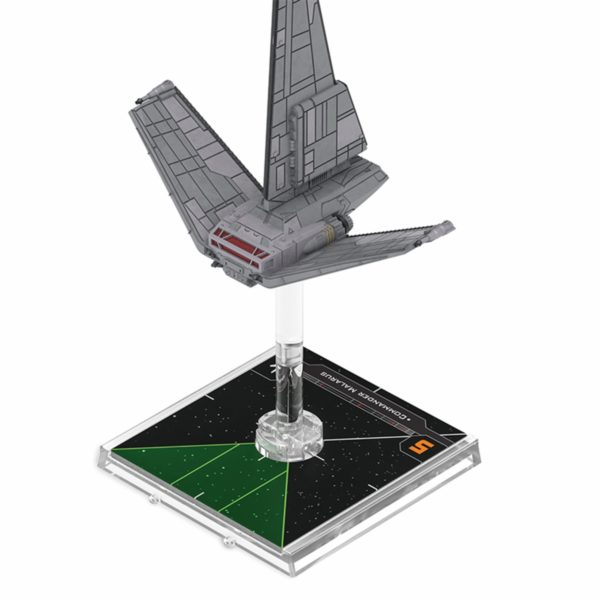 Star-Wars--X-Wing-2.Ed.---Leichtes-Shuttle-der-Xi-Klasse_1 - bigpandav.de