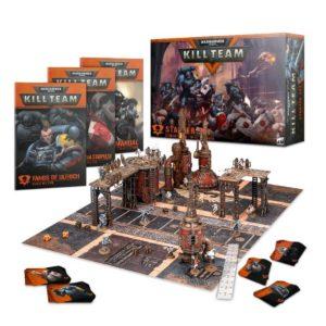 Starterset-fuer-Warhammer-40.000 Kill Team DEUTSCH - bigpandav.de