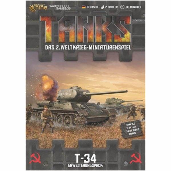 Tanks---Soviet-T-34---T-34-85-Erweiterungspack-(deutsch)_0 - bigpandav.de