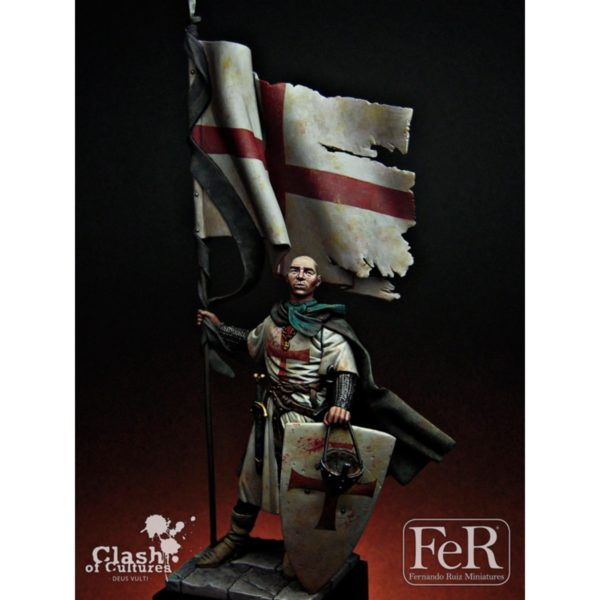 Templar-Standard-Bearer-Acre,-1191_2 - bigpandav.de