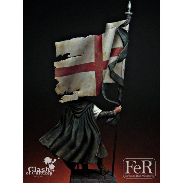 Templar-Standard-Bearer-Acre,-1191_6 - bigpandav.de