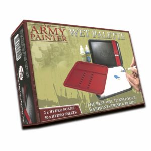 Army Painter Wet Palette - bigpandav.de