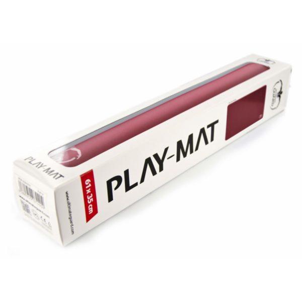 Ultimate-Guard-Spielmatte-Monochrome-Bordeauxrot-61-x-35-cm_1 - bigpandav.de