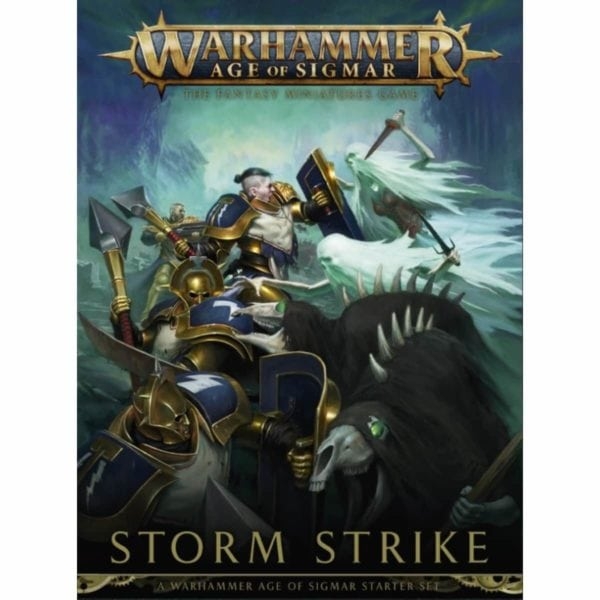 Warhammer Age of Sigmar Sturmschlag- bigpandav.de
