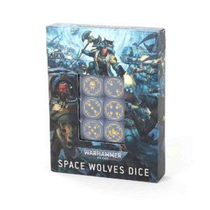 Würfelset der Space Wolves - bigpandav.de