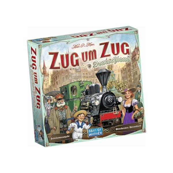 Zug um Zug Deutschland - bigpandav.de