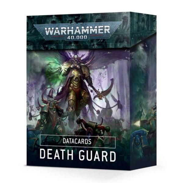 Datakarten: Death Guard bigpandav.de