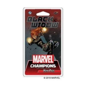 Marvel Champions Black Widow bigpandav.de Kartenspiel