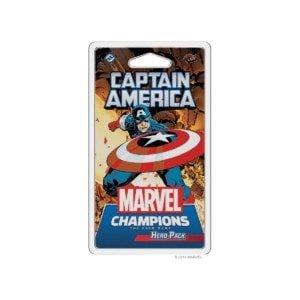 Marvel Champions Captain America Kartenspiel - bigpandav.de