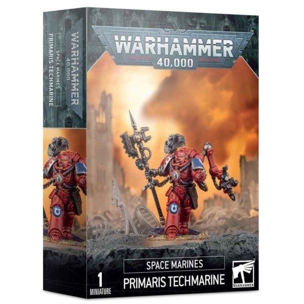 Primaris-Techmarine bigpandav.de