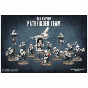 Tau Pathfinder Team Warhammer 40.000 - bigpandav.de